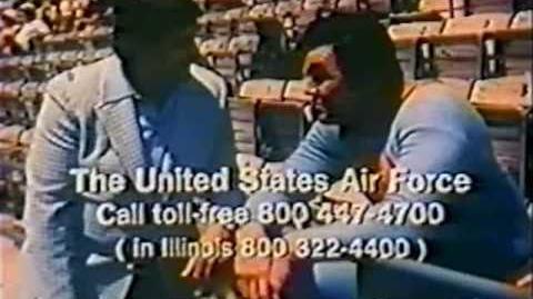 1974 Superman Air Force PSA Commercial-0