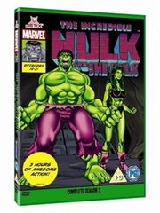 The Incredible Hulk (1996 TV series)