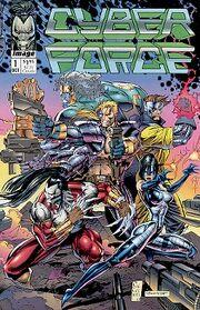 Cyberforce vol1 1