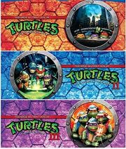 TMNT MOVIE PACK