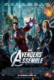 Avengers Asemble Movie Poster