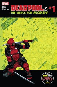 Deadpool The Mercs for Money 1