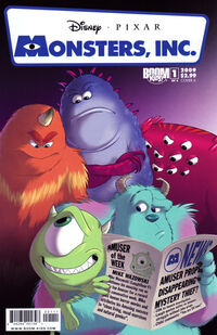Monsters, Inc. 1