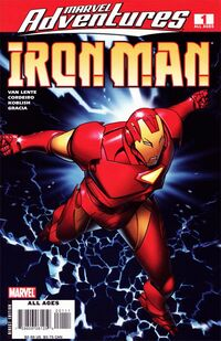 Marvel Adventures Iron Man 1