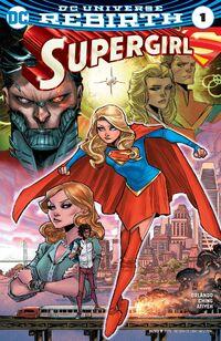 Supergirl 2016 1