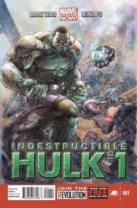 Indestructible Hulk 1