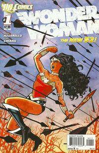 Wonder Woman 2011 1