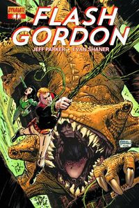Flash Gordon 2014 1