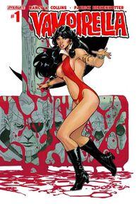 New Vampirella 1