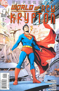Superman World of New Krypton 1