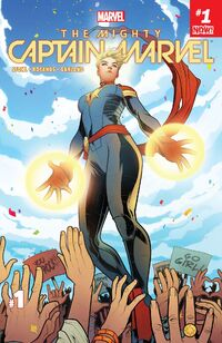 The Mighty Captain Marvel 1
