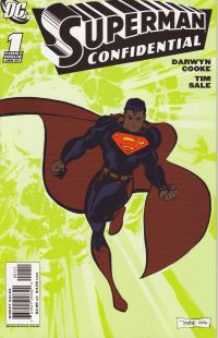 Superman Confidential 1
