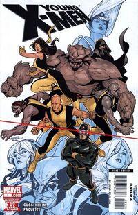 Young X-Men 1
