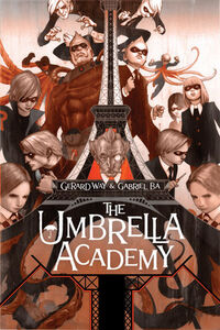 The Umbrella Academy Apocalypse Suite 1