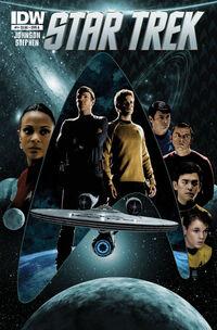 Star Trek Ongoing 1