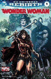 Wonder Woman 2016 1