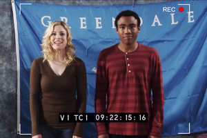 Troy and Britta to meet different people1
