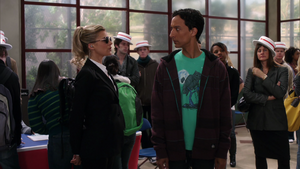 Robin and Abed