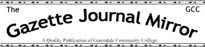 Greendale Gazzette Jounal Mirror header