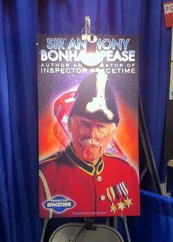 Sir Anthony Bonham Pease