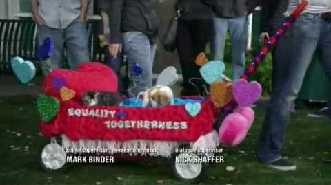 Greendale puppy parade