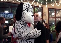 Dean Pelton's Dalmatian fetish 1X25