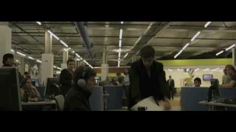 The Social Network - The Facebook Movie trailer US Creep by Radiohead - Scala - Golden Globes
