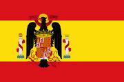 Flag of Francoist Spain