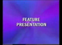 Paramount Home Entertainment 1999-2003 Feature Presentation Bumper