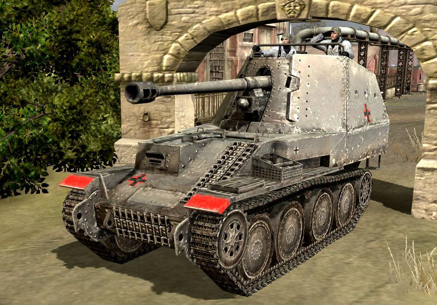 Marder Iii Tank Hunter The Marder Iii Tank Hunter