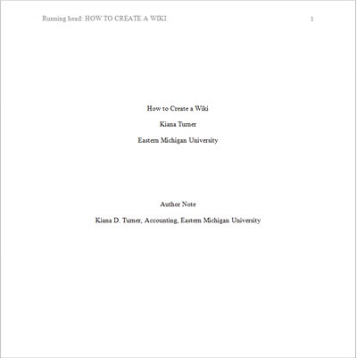 research paper cover page template