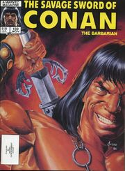 Savage Sword of Conan Vol 1 130