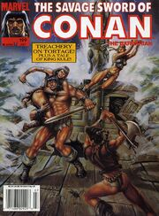 Savage Sword of Conan Vol 1 199