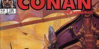 Savage Sword of Conan 129
