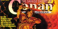 Savage Sword of Conan 230