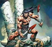 Conan the Cimmerian -00 Tomás Giorello