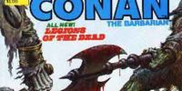 Savage Sword of Conan 39