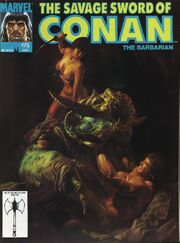 Savage Sword of Conan Vol 1 175