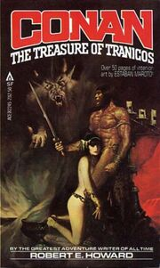 Conan- The Treasure of Tranicos (Ace)