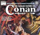 Savage Sword of Conan 210