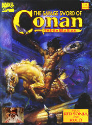 Savage Sword of Conan Vol 1 233