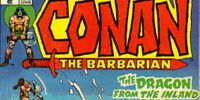 Conan the Barbarian 39
