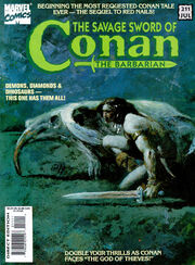 Savage Sword of Conan Vol 1 211