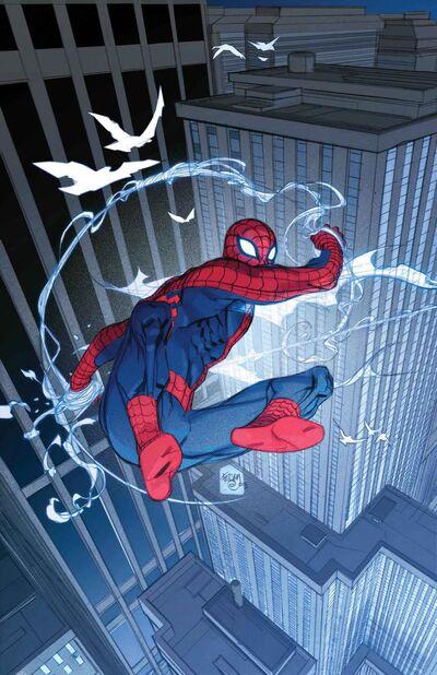 Amazing spider-man vol 1 700-1 textless