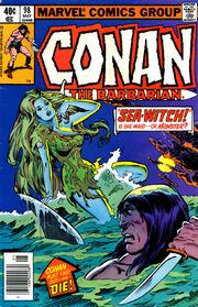 Conan the Barbarian Vol 1 98