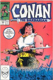 Conan the Barbarian Vol 1 206