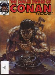 Savage Sword of Conan Vol 1 126