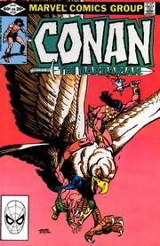 Conan the Barbarian Vol 1 132