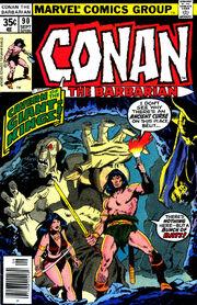 Conan the Barbarian Vol 1 90