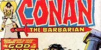 Conan the Barbarian 52
